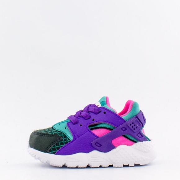 Nike Other - NEW!Nike Huarache Run Now (Toddler)